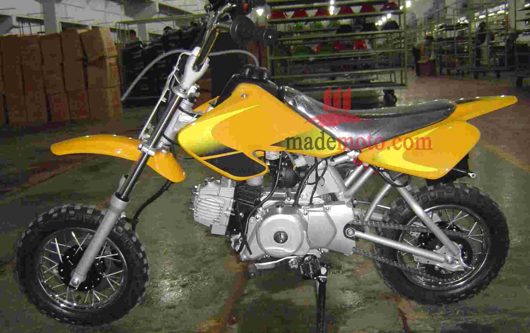 powered adults Gas for dirt bikes