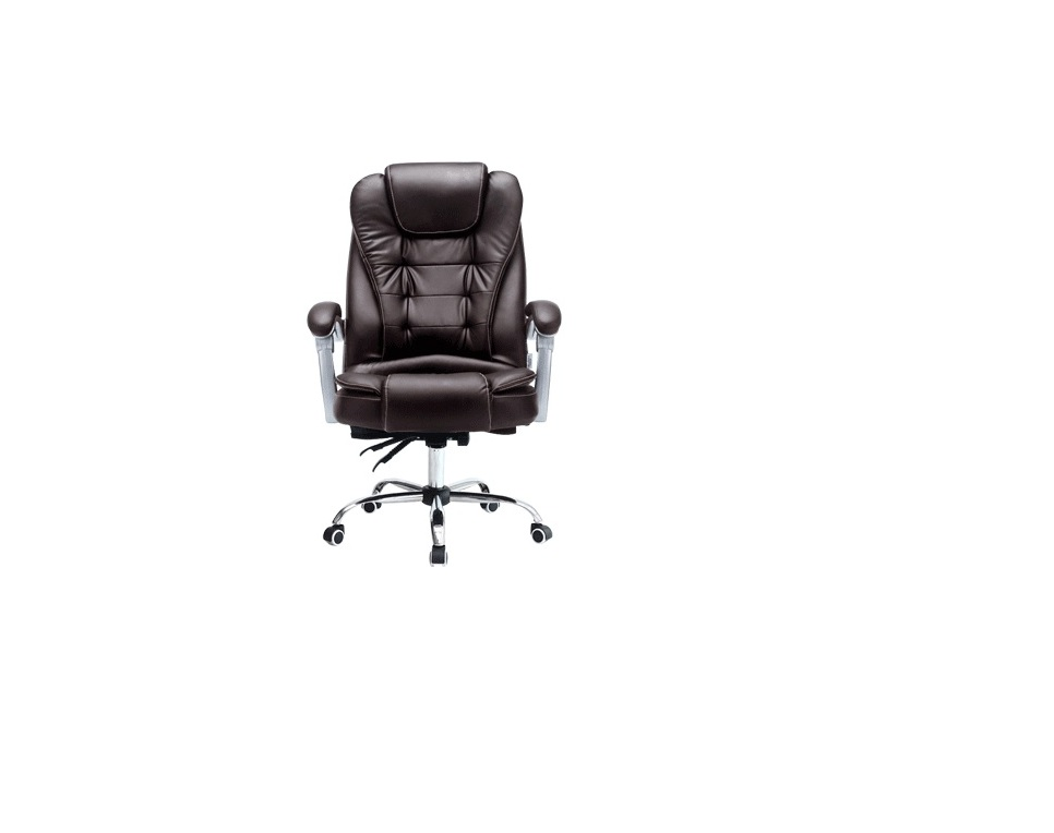 All Black Racing Style Office Chair