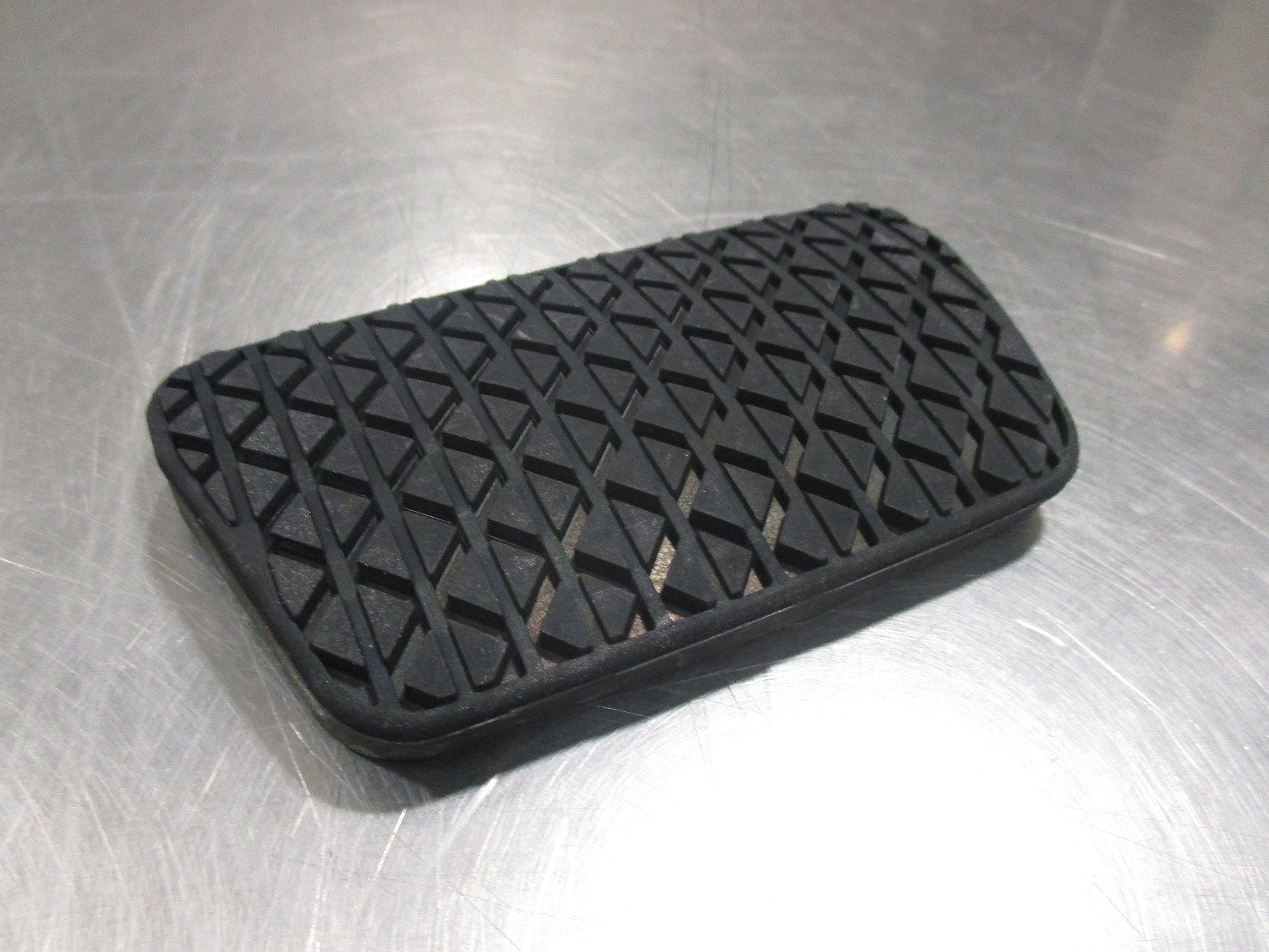 New OEM Mazda black rubber brake pedal pad GJ6G-43-028