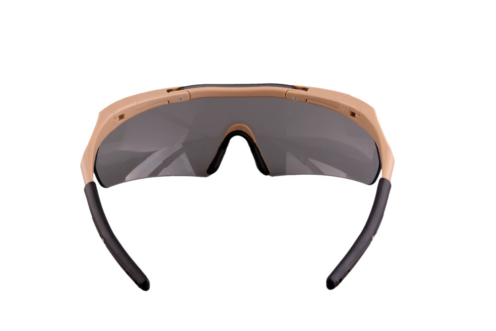 China wholesale safety glasses, welding protective glasses, military glasses shooting