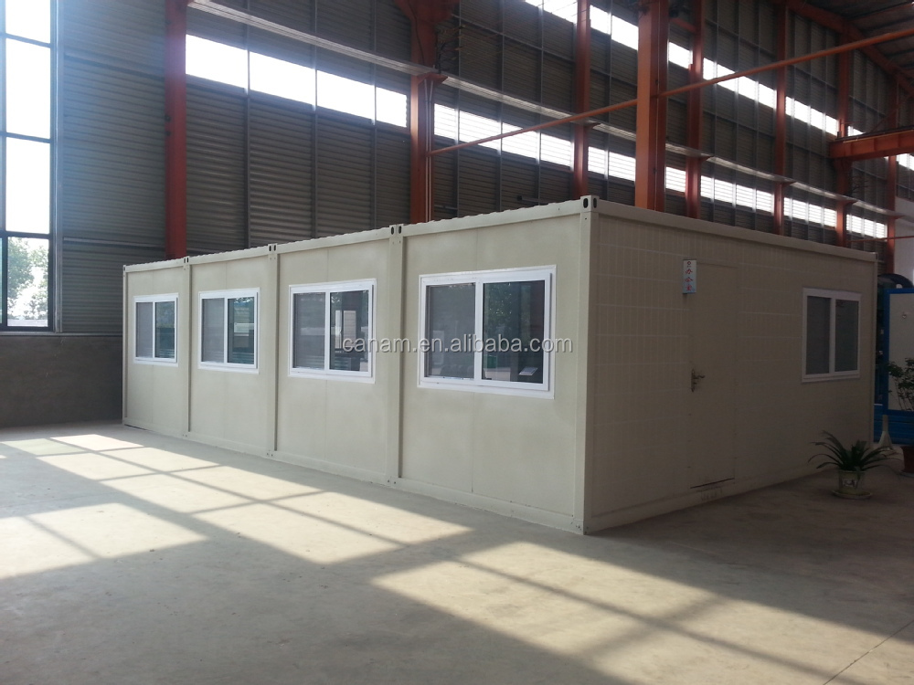 Light Steel Structure Framing Prefabricated Container house