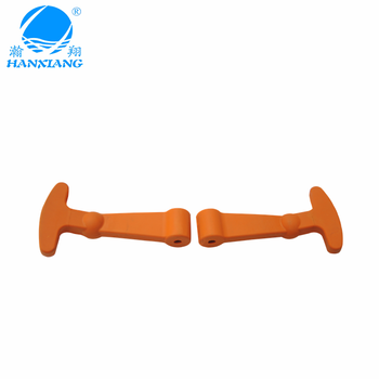 China manufacturer T-hand rubber latch for ice cooler box