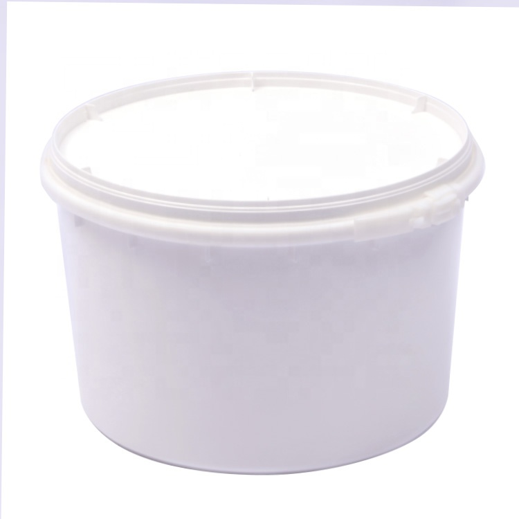 Good Quality Professional Round High Temperature Unbreakable 100l Plastic Bucket With Lid