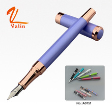 Valin High Quality Metal Fountain Pen A015 with Gift Box