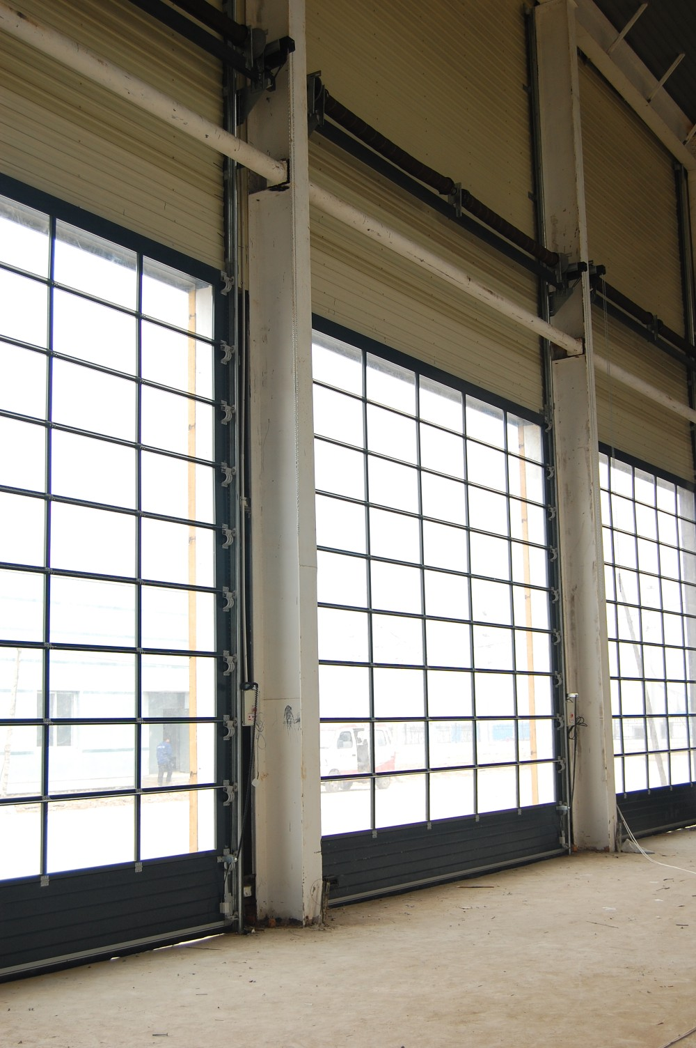 Plexi Glass Doors : Transparent plexiglass garage doors buy