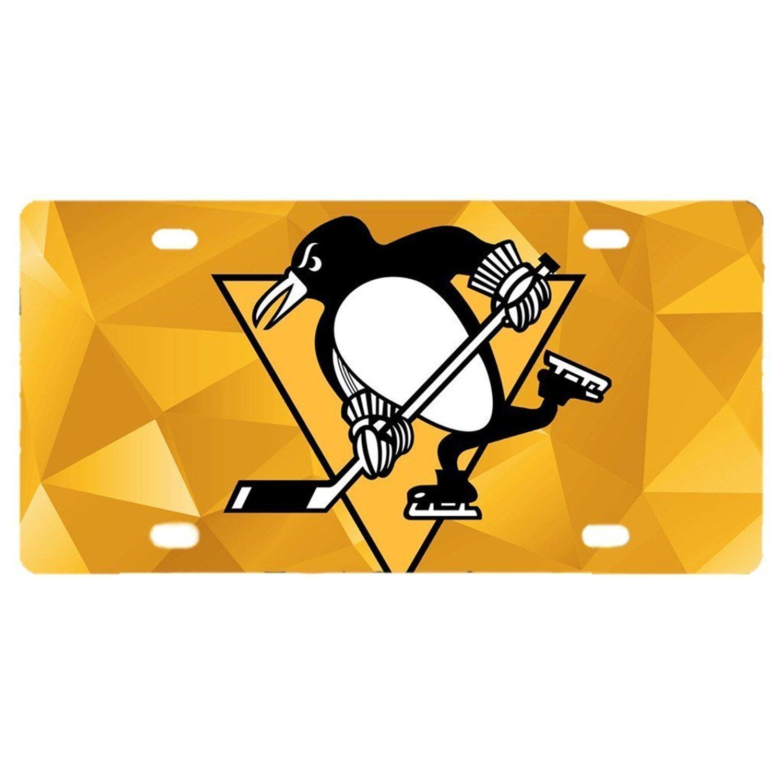 Buy Custom License Plate Print Pittsburgh Penguins License Plate ...