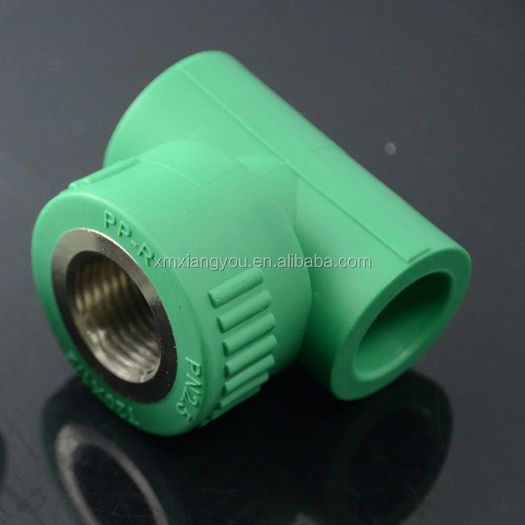 All types of PPR tube fittings female tee for Bengal
