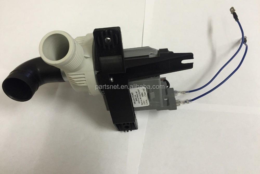 Whirlpool vidange Pompe W10536347 W10217134 W10049390 PS5136124 AP5650269 w10155921