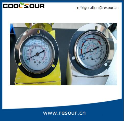 Coolsour hydraulic flow switch , Refrigeration fitting