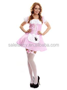 Sexy german girl costume