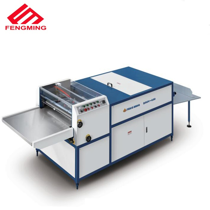 SGUV-650 Small UV Coating Machine (COATER)