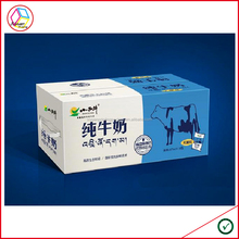 High Quality Cardboard Milk Cartons