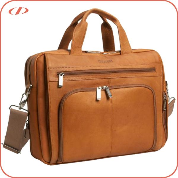 Designer Men Quality Leather Laptop Bag - Buy Leather Laptop Bag ...