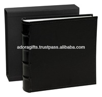 ADAPAC - 0064 cheap photo albums for promotion / leather hardcover 4x6 photo albums / photo album wedding with customized size