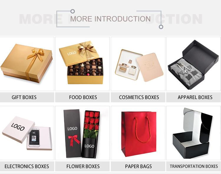 OEM ब्रांड कॉस्मेटिक त्वचा की देखभाल पैकिंग मेकअप किट सेट उपहार बॉक्स