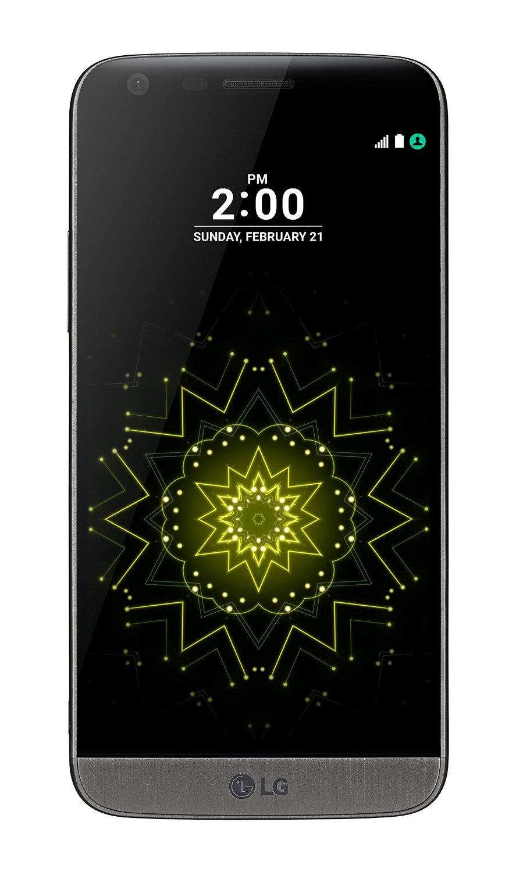 LG G5 H850 32GB 4G/LTE Factory Unlocked - International Version with No Warranty (Titan Grey)