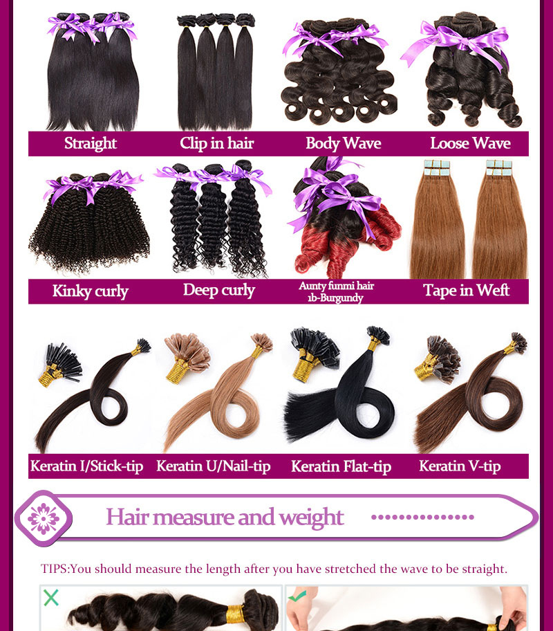 Top Quality Virgin Human Hair Curly Hair Extension For Black Women
