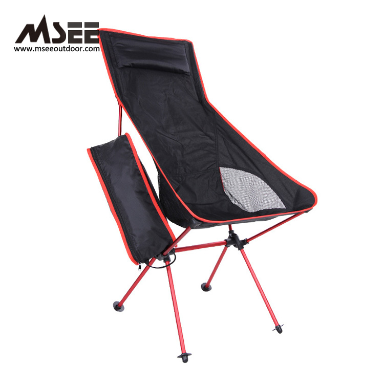 Msee Foldable chair and table Outdoor beach portable folding camping chair