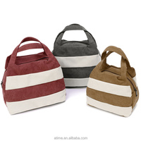Cotton canvas latest design ladies handbag manufacturers china