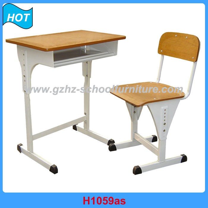 Estudio plegable ni os mesa y silla escuela infantil - Mesa estudio plegable ...