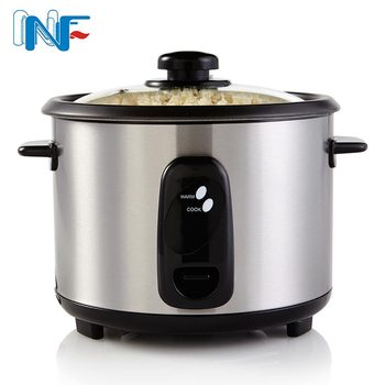 China Manufacturer Cheap Electric Rice Cooker for Commercial Use Big Drum Rice Cooker
