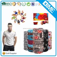 100% Polyester Microfiber Wholesale Magic Color Kids Head Bandana Scarf