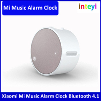 Original Xiaomi Mi Music Alarm Clock Bluetooth 4.1 360-Hours-Standby Speaker Mi Alarm Clock - White Mi Clock