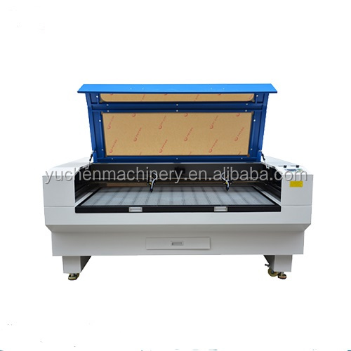 computer laser vertical sponge foam cutting machine