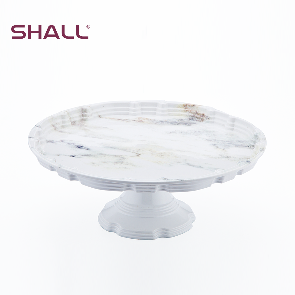 Shall Wholesale Elegant Modern Wedding Melamine Cake Stand Buy