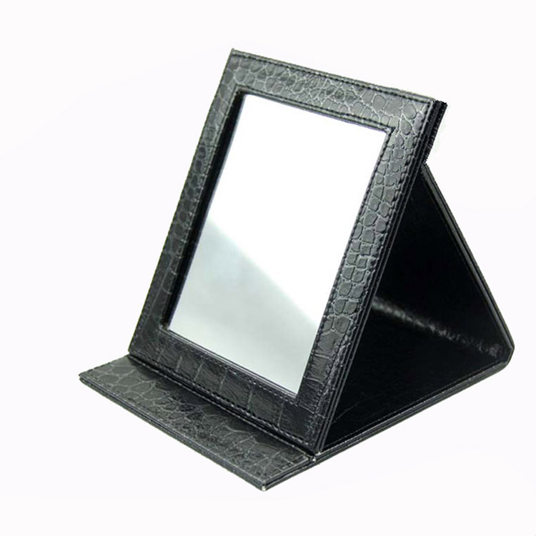 Wholesale Folding Pocket with Folding Compact Mirror for Make-up