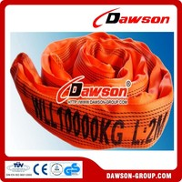 Dawson WLL 10T EN1292-2 Polyester Endless Round Sling