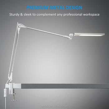 Rechargeable Led Book Lamp Clip For Eyelash Extension Hotel Led Bedside  Light