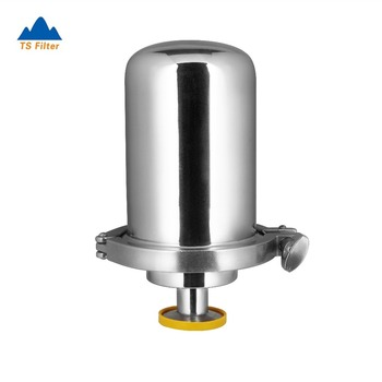 0 22 Micron Stainless Steel Ss316l Vent Filter For Wfi Storage Tank - Buy  0 22 Micron Vent Filter,Vent Filter,Ss316l Vent Filter Product on