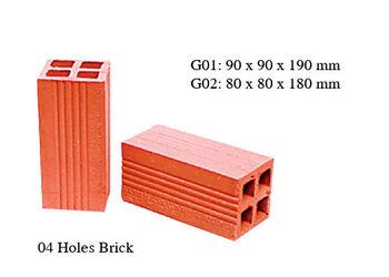 4 Holes Brick