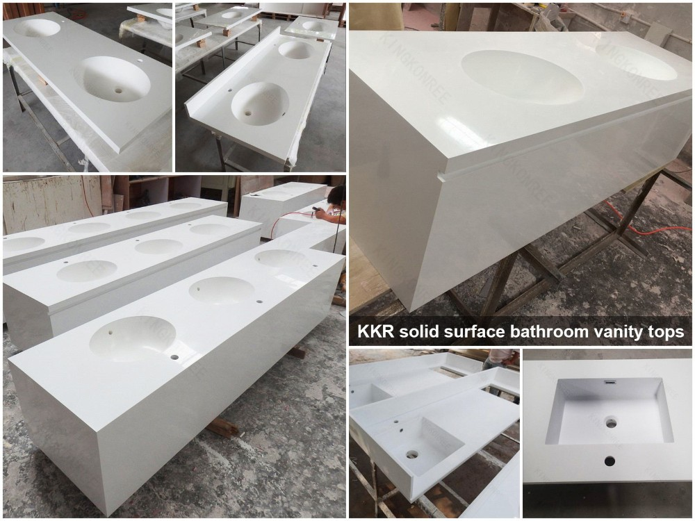 White Black Quartz Table Top/Black Mirror Quartz Vanity Top/Sparkle Quartz  Stone Kitchen