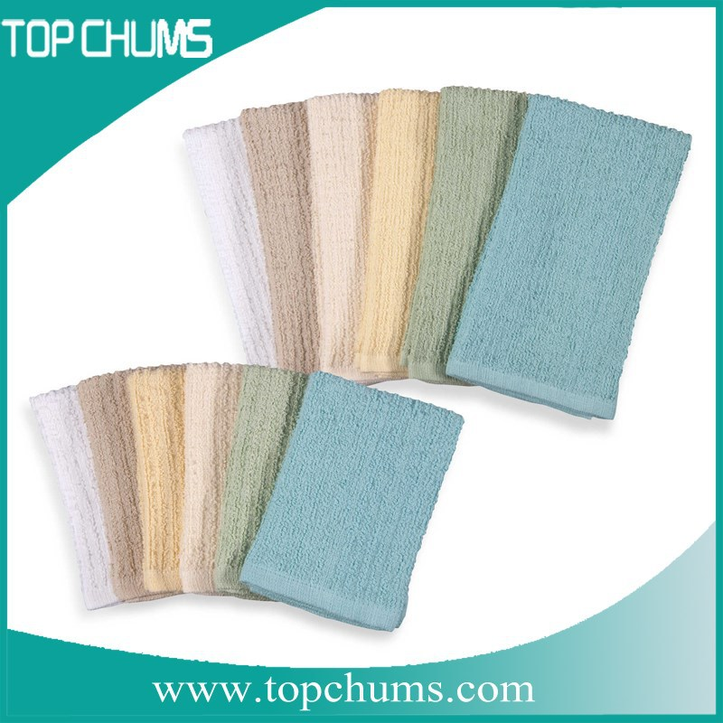 China Supplier Real Simple Bar Mop White Kitchen Linens in Multi