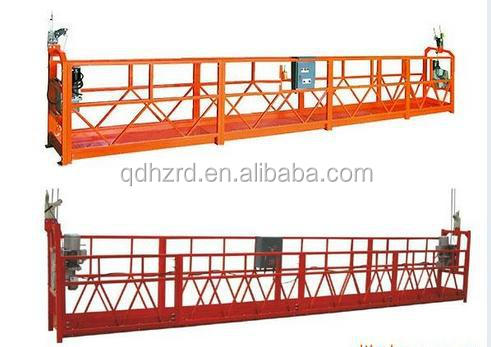 zlp 630 bridge work platform