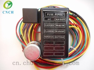 on empi universal wiring harness