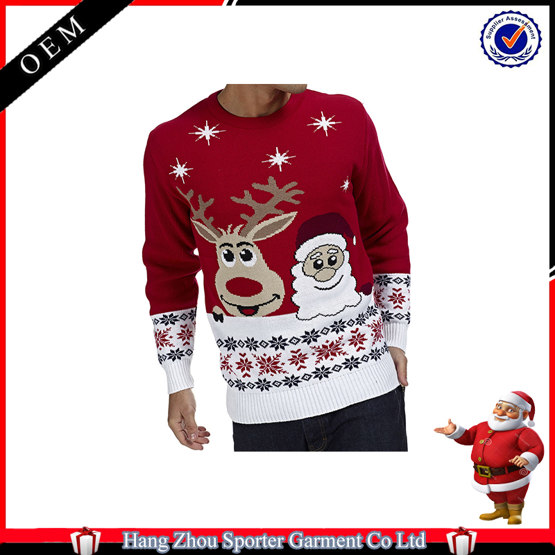 16fzcs32 Ugly Christmas Sweater Knitting Patterns Christmas Jumper