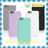 Rubber Coating Blank PC Cell Phone Case For iPhone 6