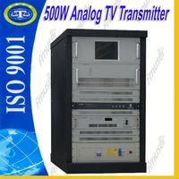 500W Digital tv transmitter equipment tv antenna plans D3