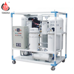 High Efficiency Vacuum Hydraulic Lube Waste Oil Disposal Treatment Plant