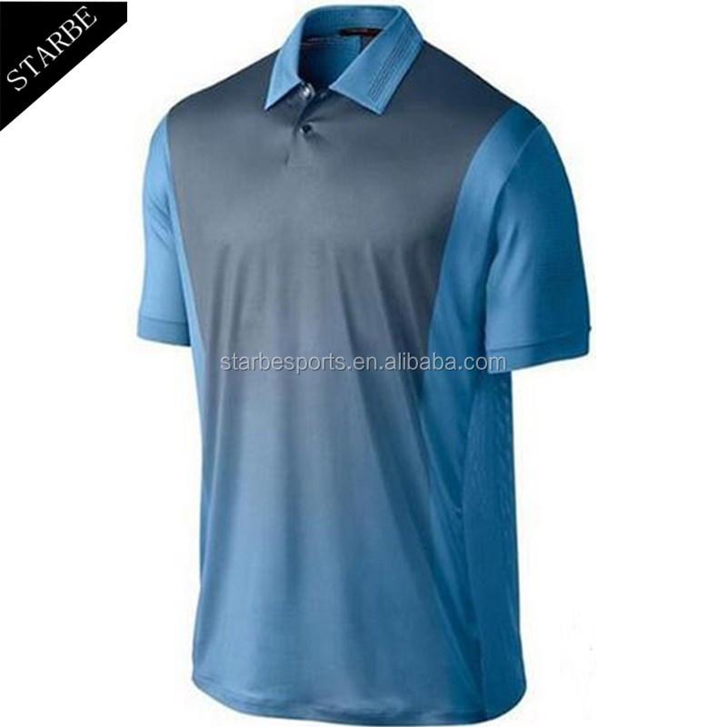0e0dbb665 2017 100%polyester your brand custom sublimation club sport polo shirt