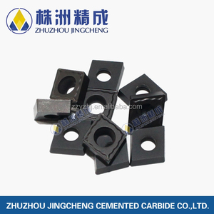 ccmt060204 zcct tungsten carbide turning inserts for stainless steel machining