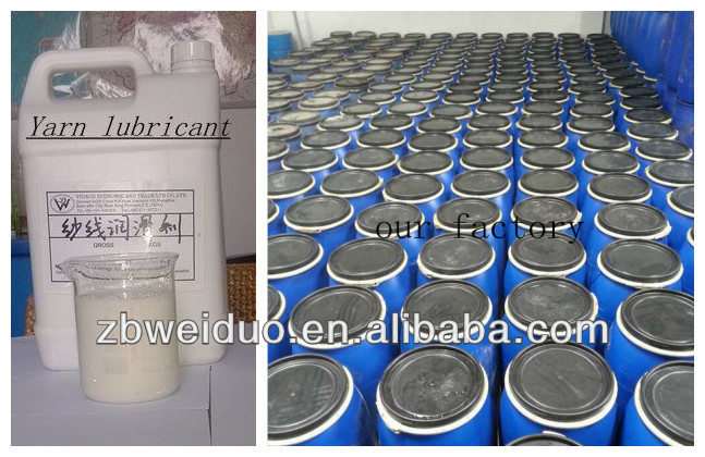 Thread and yarn lubricant WDCO (zibo,china)