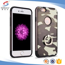 Gorgeous Military quality TPU+PC mobile phone case for iphone 6