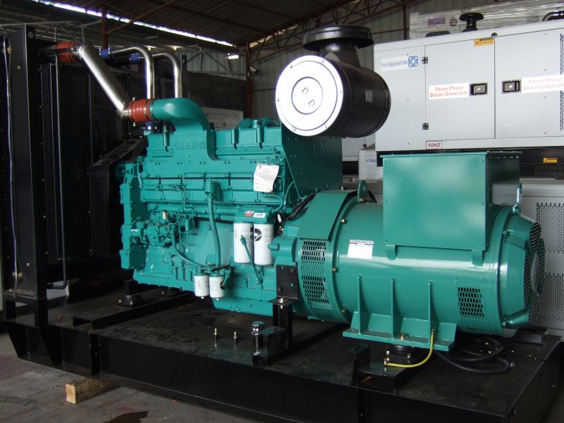 TOP QUALITY!!! Silent Diesel High Power 1460kw mtu diesel genset