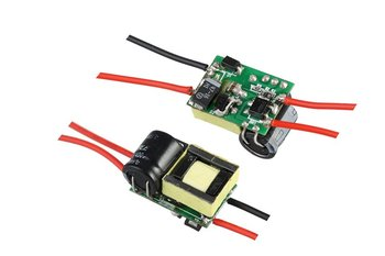 Hot 2-17v 350ma Simple Led Driver Circuit