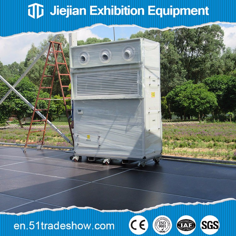 Portable Stand Up Package AC Units Heart And Air Unit For Exhibition Tent