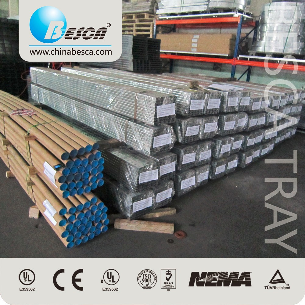 41x41x2.5 Strut Channel Perforated Galvanized 3 Meter Wood Box Package (UL, CE, cUL, NEMA, ISO9001)